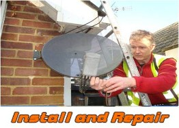 Aerial & Satellite Install & repair in Fleet, Hampshire
